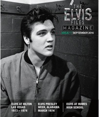 ELVIS FILES Mag - Issue No.17