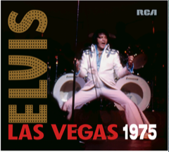 LAS VEGAS 1975 (2CD) FTD 142 Available NOW