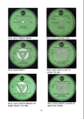 An Illustrated Guide To Elvis Presley's UK RCA Demos (1957-1981) - Alan White