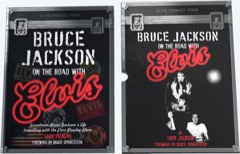 On The Road With Elvis - Bruce Jackson Ltd Ed
