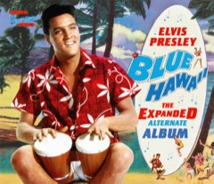 MRS: BLUE HAWAII - The Alternate Album Book w/CD