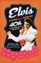 Aloha from Hawaii 40th Anniversary Edition DVD / Inc Booklet (Ltd)