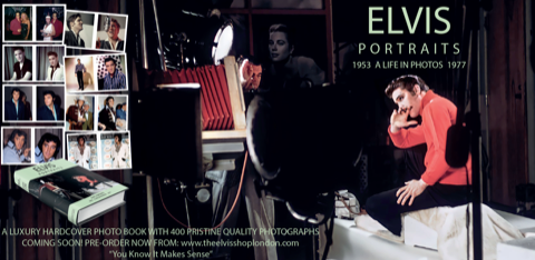 Elvis Portraits/A Life In Photos 1953-1977 Pre-Order