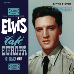 Cafe' Europa / G.I Blues Vol 2 - FTD 121