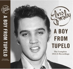A Boy From Tupelo - FTD Book w/3 CD's - Sold Out