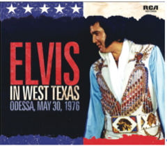 Elvis in West Texas - FTD 136