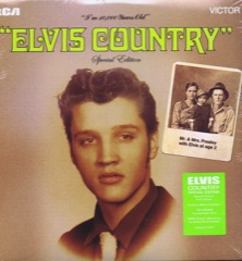 Elvis Country - FTD  2 LP Ltd Edition 180gram Vinyl Set - Deleted/Sold Out