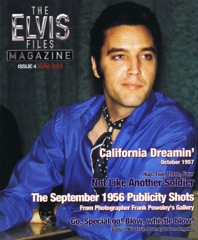 ELVIS FILES Mag - Issue No.4