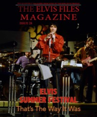 ELVIS FILES Mag - Issue No.28