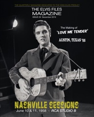 ELVIS FILES Mag - Issue No.29