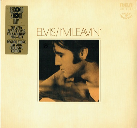RSD - Elvis / I'm Leavin (Ltd & Sealed USA Version)