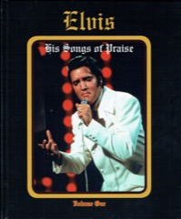 His Songs Of Praise Vol 1 Book w/CD - (Deleted / Last Copies)