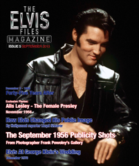 ELVIS FILES Mag - Issue No.5