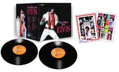 FTD 324 Love Letters From Elvis - 2 LP Ltd Edition 180gram Vinyl Set inc Special Exclusive Bonus Card - Available Now
