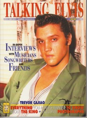TALKING ELVIS - T.Cajio Interviews the Right People !!