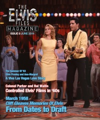 ELVIS FILES Mag - Issue No.8