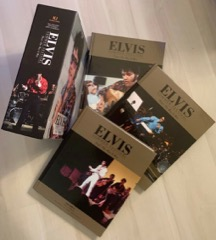 ELVIS Summer Festival / 3 Book Set in Special Slip Case Ltd Ed * + 18 Bonus Photos - Available Now !!