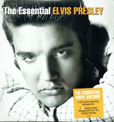 The Essential Elvis Presley* 2LP Set Sealed (Extremely Ltd)