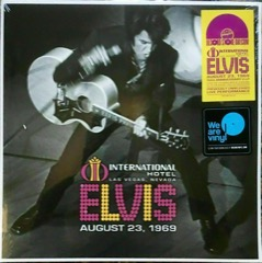 Elvis At The International/23rd August 1969 - New & Sealed