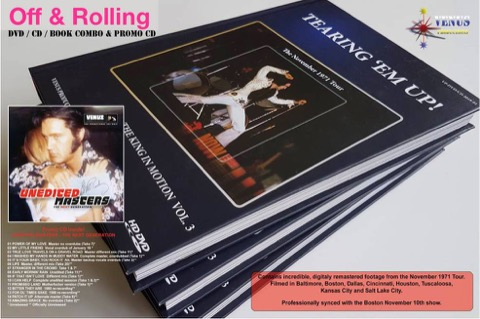 Tearing 'Em Up - Book/DVD/CD Combo (+Bonus Promo CD)