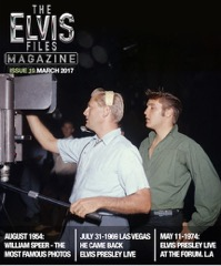 ELVIS FILES Mag - Issue No.19 - Available NOW !!
