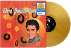 LPM 1707 Elvis' Golden Records/Gold Vinyl - Ltd Ed Walmart Exclusive (Pre-Order)